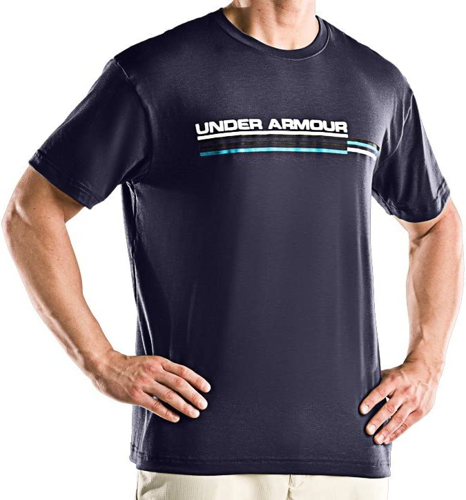Mens UA Marlin Oval Back Tops by Under Armour