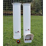 Royal Rooster Chicken Feeder with Rain Cover and