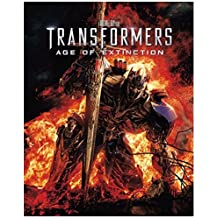 Transformer AGE OF EXTINCTION Blu-ray + DVD set steel book specification (3-Disc) (complete Limited) Japan import