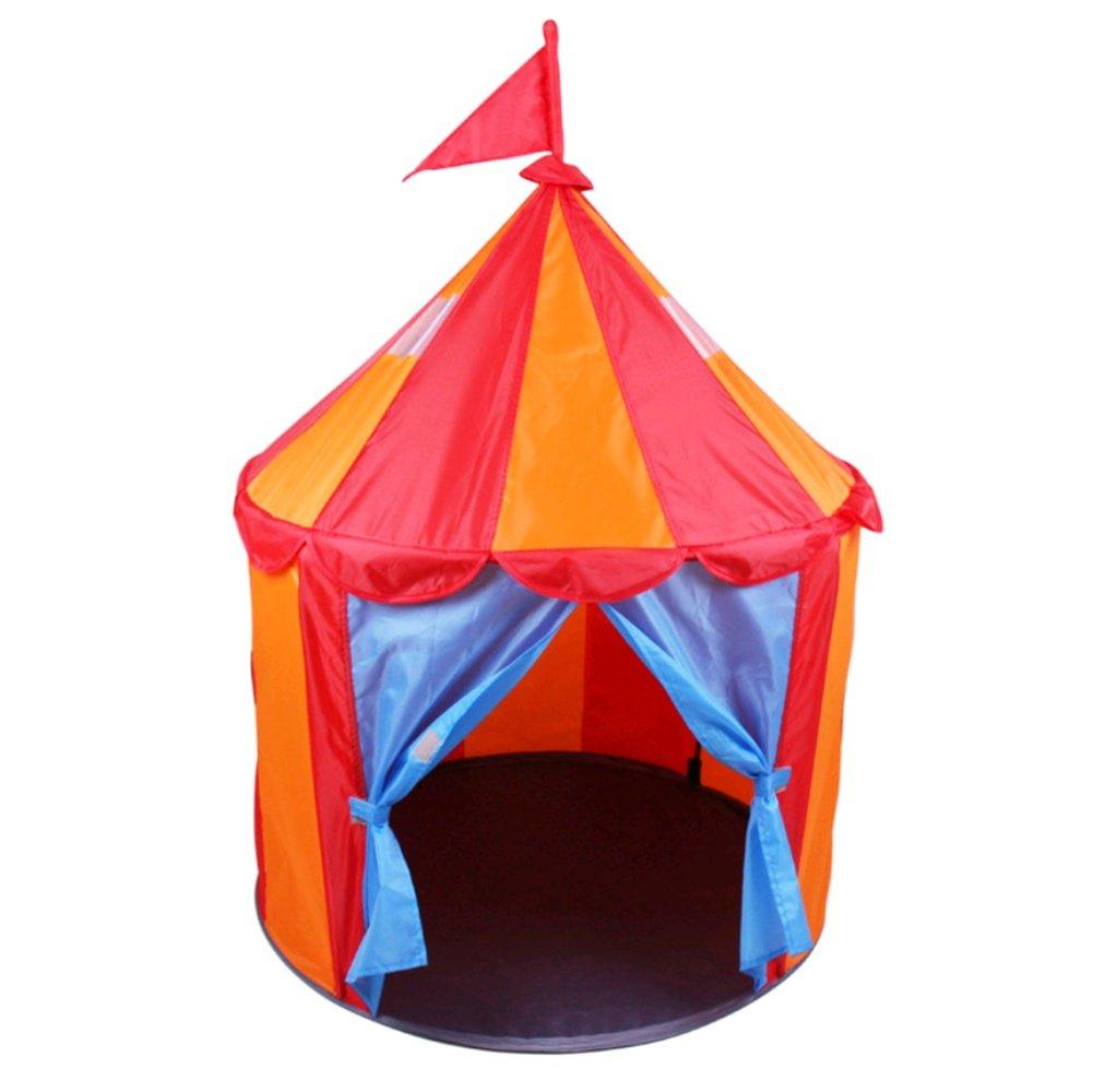 estilo clásico ZHANGP Juegos de Princesa para niños en en en interiores Casa de juguetes Casa de castillo para tiendas de campaña  elige tu favorito