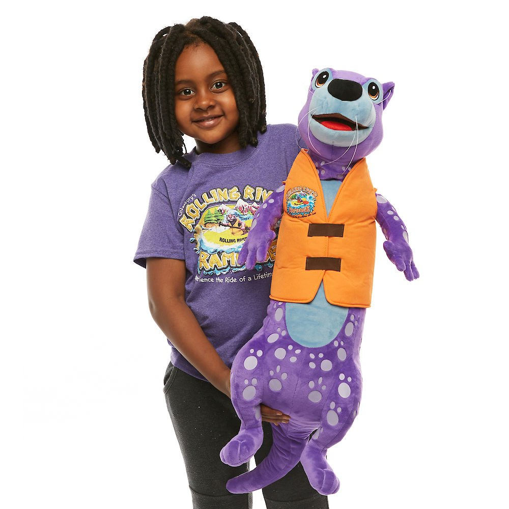 Vacation Bible School (VBS) 2018 Rolling River Rampage Romper the River Otter Puppet: Experience the Ride of a Lifetime with God!