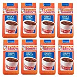 Dunkin Donuts Ground Coffee 12oz. (French Vanilla) (Pack of 8)