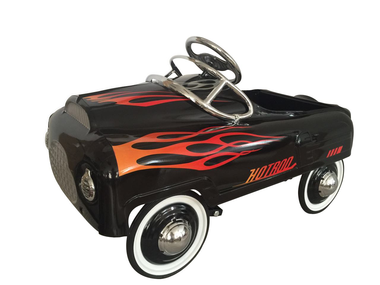 Beyond Infinity Hot Rod Stamped Steel Pedal Ride On