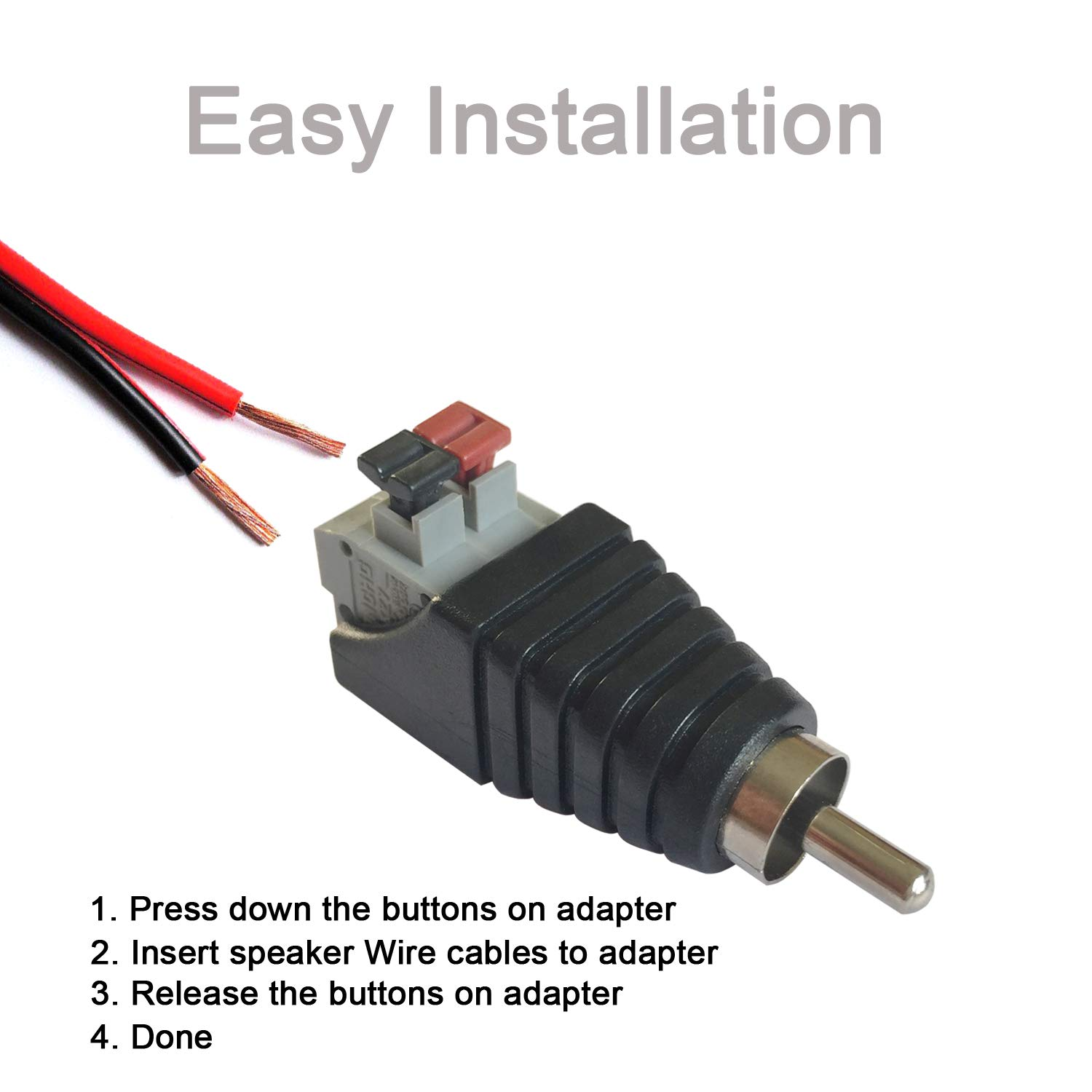 speaker cable wire connector wiring audio keystone insert buy wireSpeaker Cable Wire Connector Wiring Audio Keystone Insert Buy Wire #2
