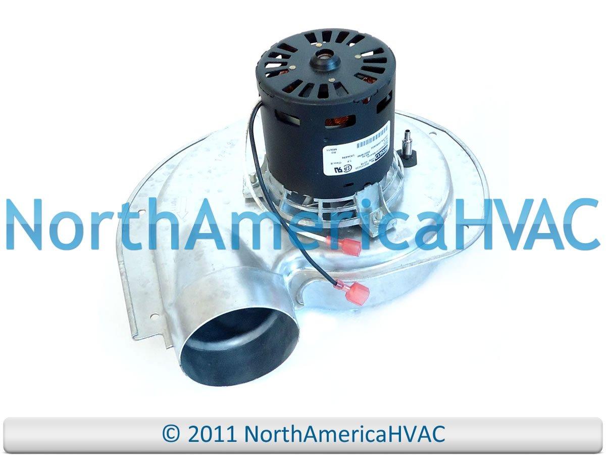 20556201 OEM Replacement Ducane Furnace Draft Inducer//Exhaust Vent Venter Motor