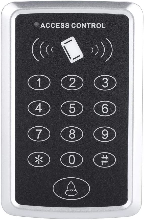 T119 Door Access Control System RFID Reader Keypad for Entry Home Security Access Controller