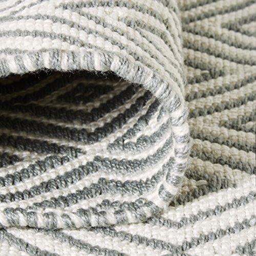 Round Outdoor Plastic Rugs: Fab Habitat Indoor/Outdoor Floor Mat/Rug