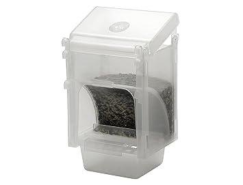 ROB Harvey Specialist piensos 1 kg economía Diamond dispensador para todos los jaula y Avairy pájaros 10 x 9 x 15,5 cm: Amazon.es: Productos para mascotas