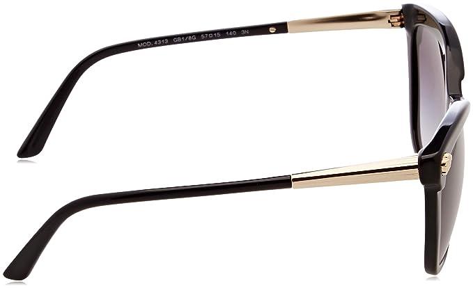 Amazon.com: Versace - Gafas de sol con efecto espejo para ...