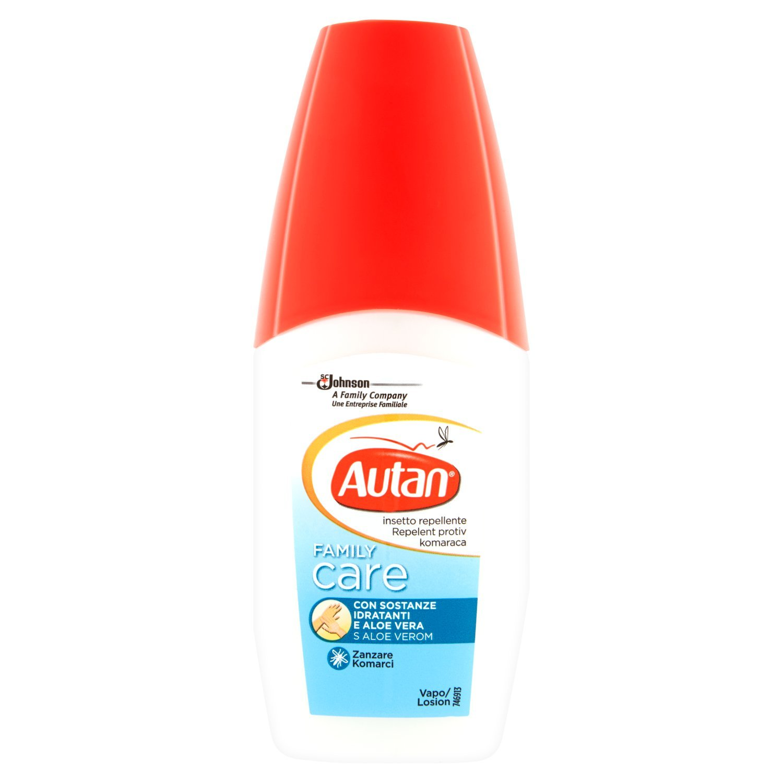 Autan Family Care Vapo Repellente - 100 ml SC Johnson 667658