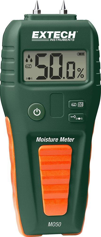MO50 1 St/ück Extech Kompaktes Feuchtigkeitsmessger/ät