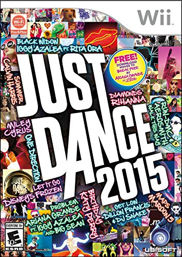 Just Dance 2015 - Wii (Dance 4 Lets)