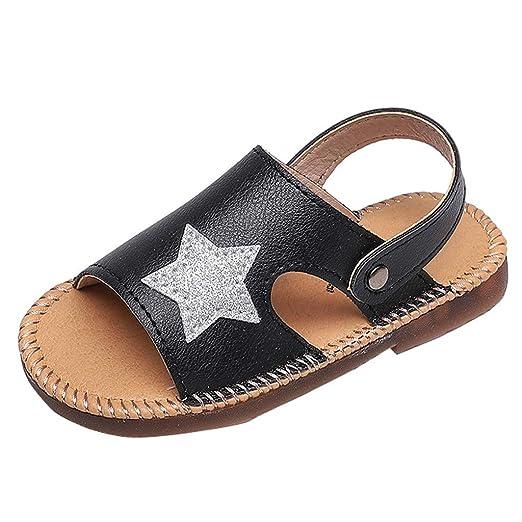 957fda567fec2 Amazon.com: Fabal Baby Kids Fashion Roman Shoes Children Boys Girls ...