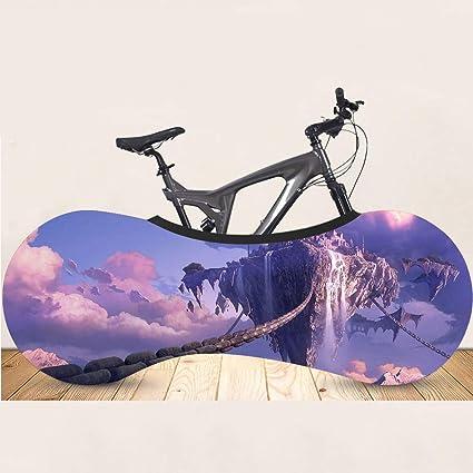 JTYX BIKE COVERS Funda para Bicicleta Universal Serie Landscape ...