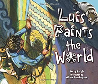 book cover of Luis Paints the World
