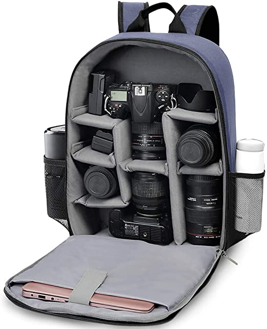 Caden Kamerarucksack Camera Backpack Wasserabweisend Kamera