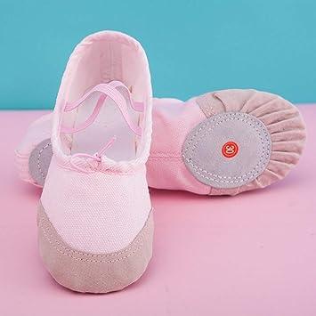 Zapatillas De Ballet,Fondo Blando Uña De Gato Zapatos De ...