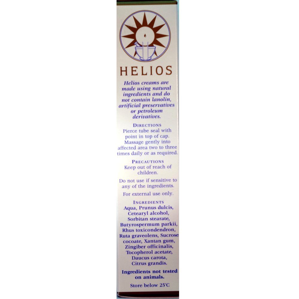 Rhus Tox and Ruta Cream by Homeopathy World