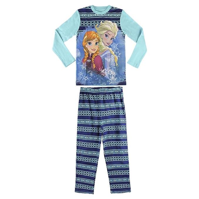 FROZEN pijama manga larga 2 piezas interlock 100% algodón (6 años)