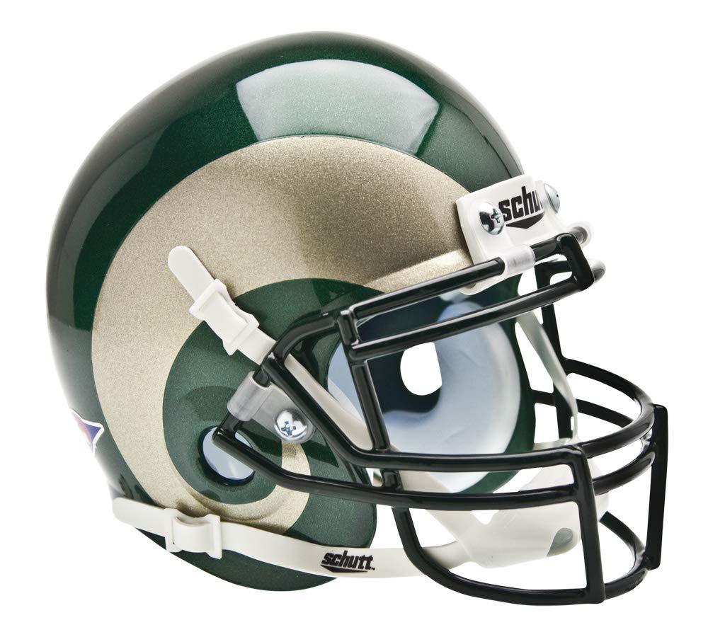 Schutt NCAA Colorado State Rams Mini Authentic XP Football Helmet