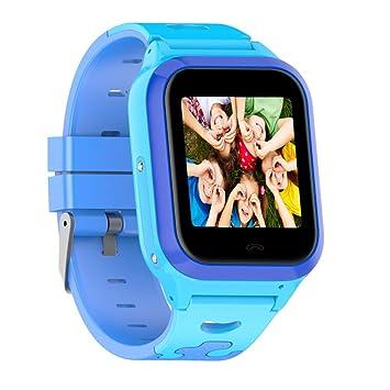 Garsent Smartwatch para niños, 1.44 Pulgadas IPS GPS + LBS + ...