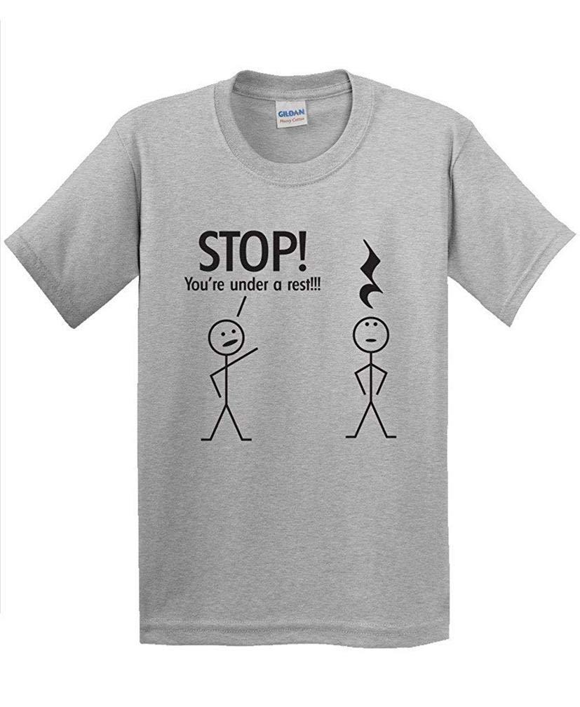 Funny Novelty Music Band Funny S T Shirt Printing Short Sleeve Tee