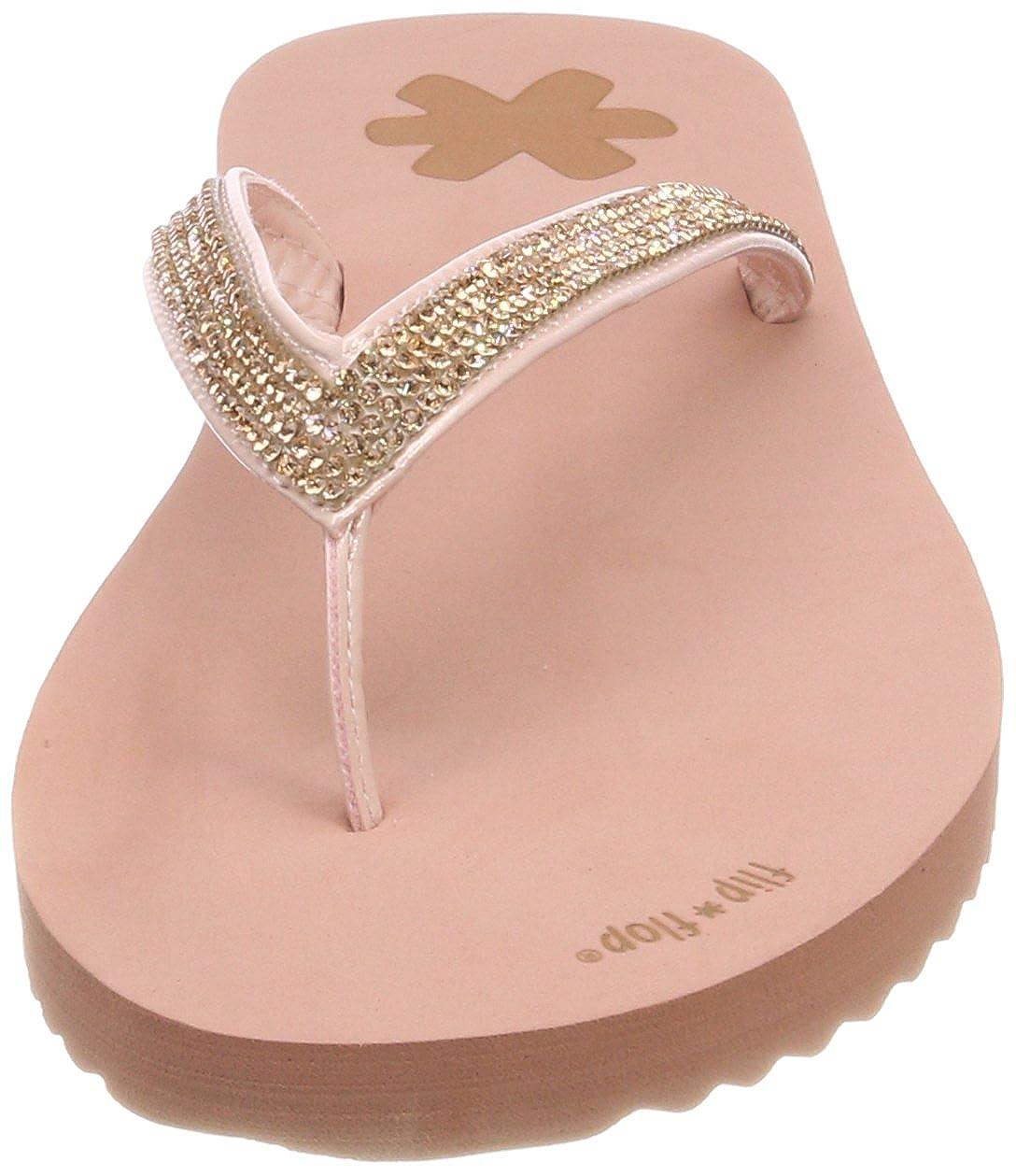 Flipflop Damen Pink Flipglam Zehentrenner Pink Damen (Ballet) dd8433
