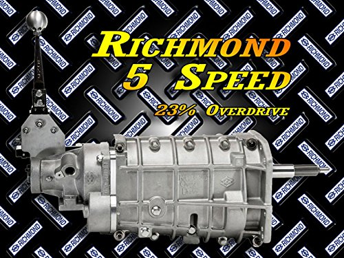 Richmond 7020526A Richmond-Super Street 5-Speed Transmission Super Street 5-Speed Transmission ()