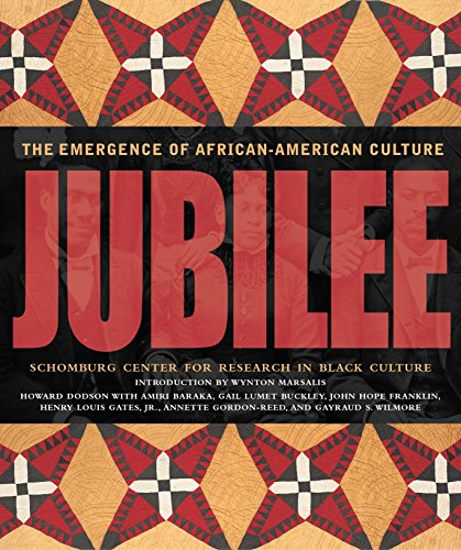 Search : Jubilee: The Emergence of African-American Culture