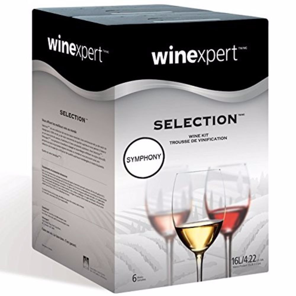 Home Brew Ohio Selection Original California Symphony Wine Ingredient Kit