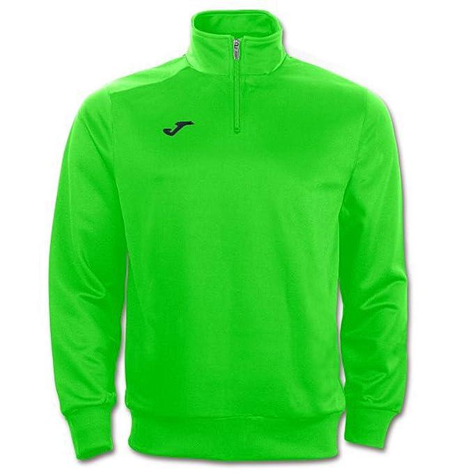Sudadera Joma de marca de color verde flúor