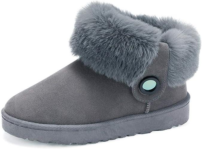 Stivali da Neve Caldi di Inverno delle Nuove Donne di Modo