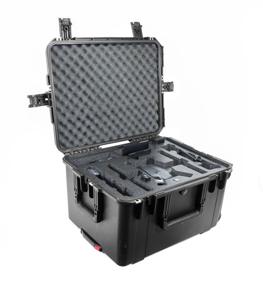 CasePro Hard Case Yuneec Typhoon H Hard Case, Black (CP-YUN-TY-H)