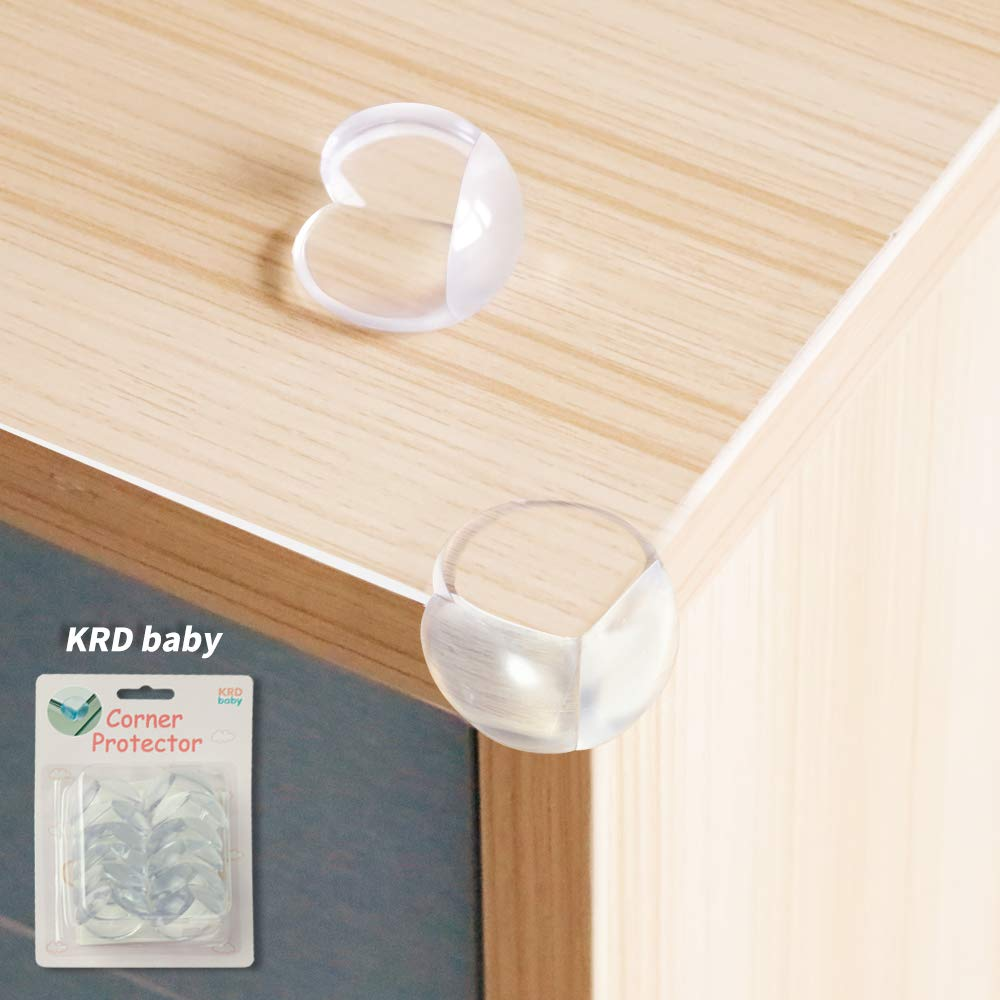 Baby Proof Table Corner Protector Guards Desk Edge Covers For Furniture
