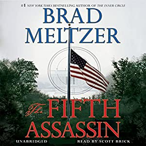 The Fifth Assassin Audiobook