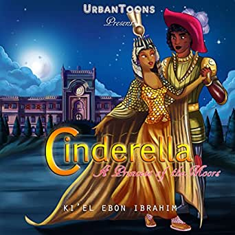amazoncom cinderella a princess of the moors