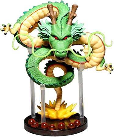 Luludp Modelo de personaje de anime Dragon Ball Set Z Shenron ...