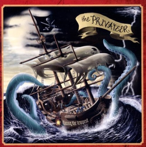 The Privateer: Facing The Tempest (Audio CD)