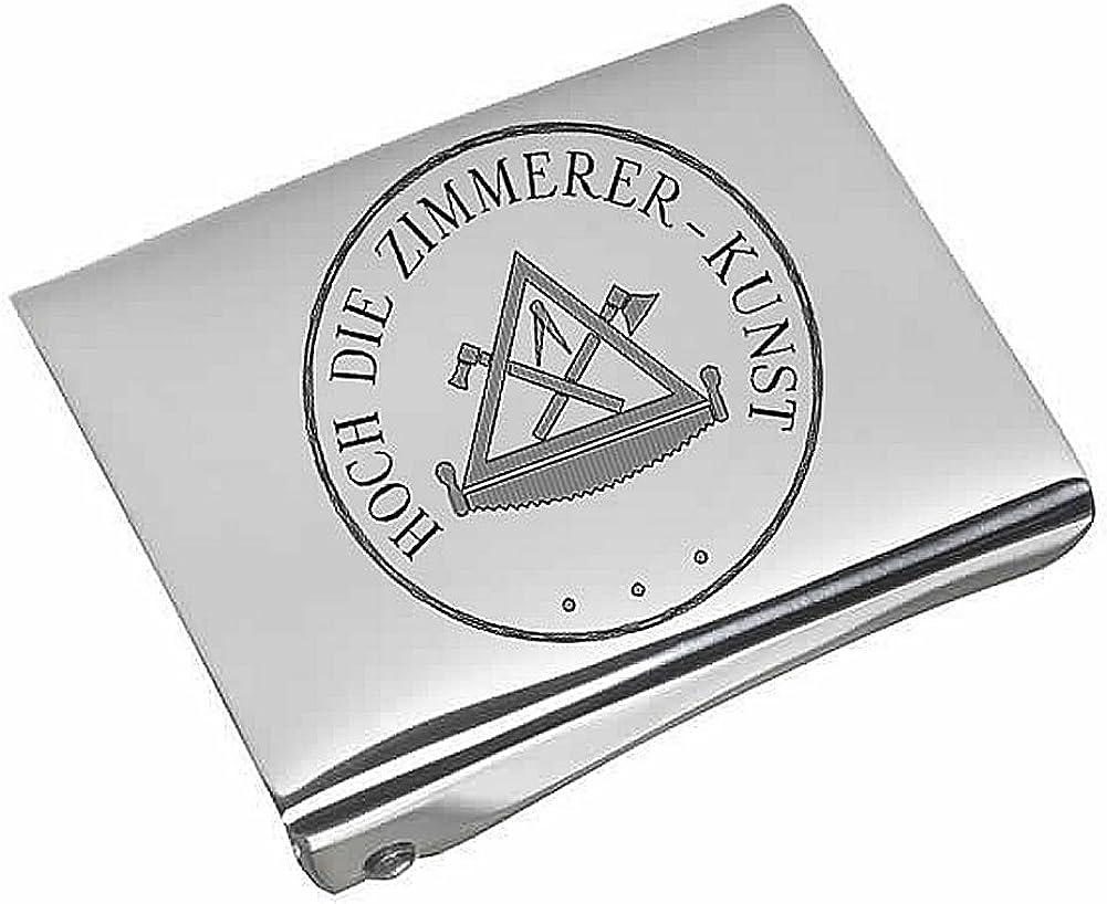 Gravurmanufaktur Berlin Tischler /& Schreiner Handwerk /& Zunft Koppelschloss