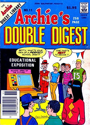 Archie Double Digest   (The Archie Digest Library, Volume 11)