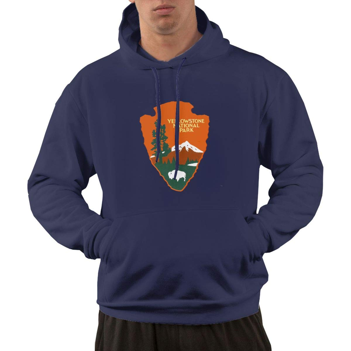 For Funny Travel S Sweater With Yellowstone National Park Pattern Shirts