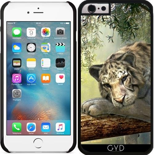 Coque pour Iphone 6 (4,7 '') - Tigre Blanc by WonderfulDreamPicture