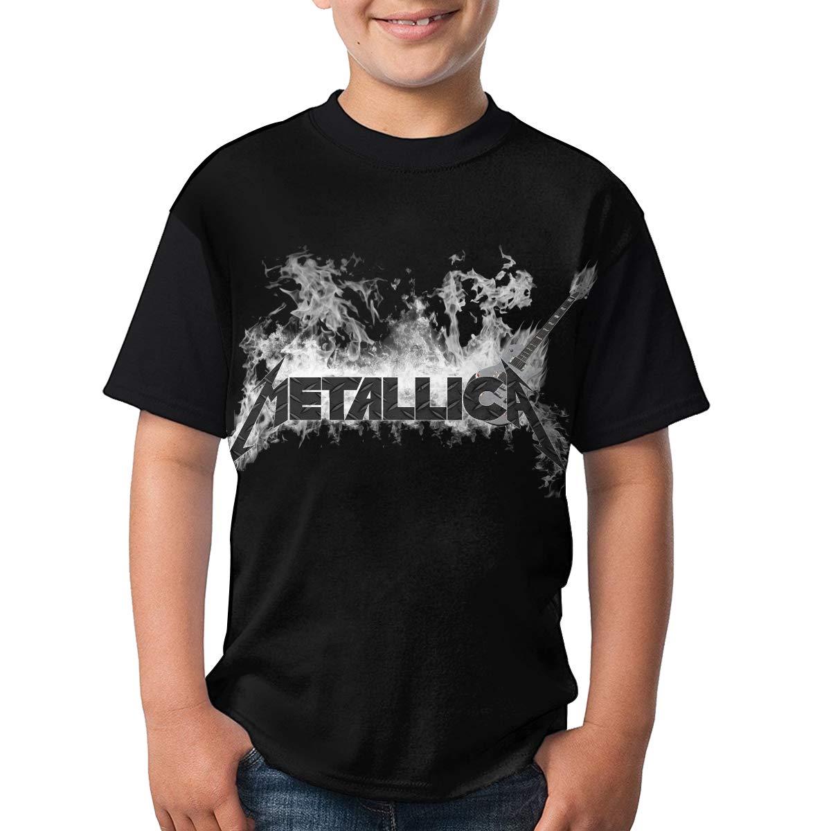 Metallica James Hetfield Gibson Guitar Official Tee T-Shirt Mens