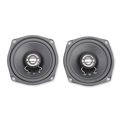 "Hogtunes 352R-AA Replacement Rear Speaker (Gen3 5.25"" s for 2006-2013 Harley-Davidson FLH Touring Models): Automotive"