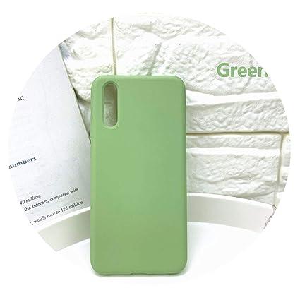 Amazon.com: Funda para Redmi Note 7 Carcasa Silicona Suave ...