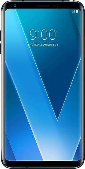 LG V30 SIM única 4G 64GB Azul - Smartphone (15,2 cm (6