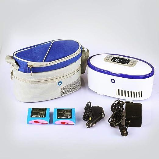 Refrigerador de insulina - Pantalla HD Standby 10-12 Horas ...