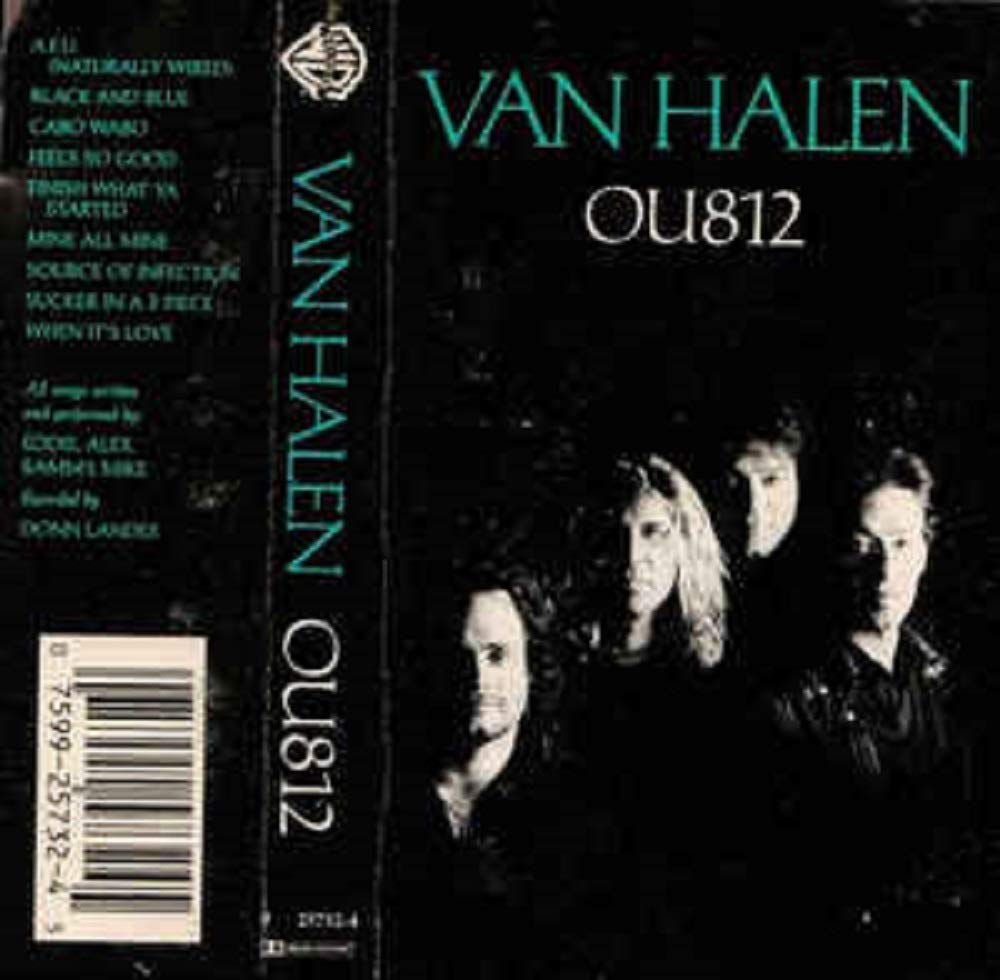 Van Halen Ou812 Amazon Com Music