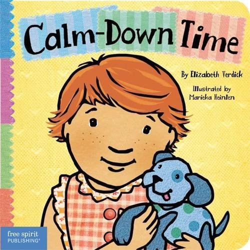 Toddler Tools Series - Calm-Down Time (Toddler Tools)