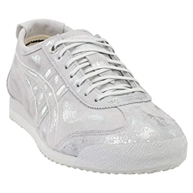 buy popular 98bc0 d0932 Onitsuka Tiger by Asics Unisex Mexico 66¿ SD Glacier Grey Silver 11 M US